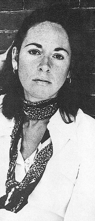 Louise Glueck ca. 1977