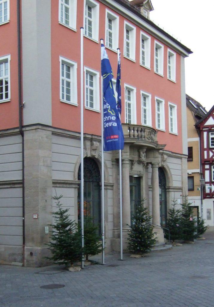 Schorndorfer Rathaus 29.11.2020